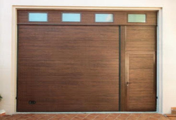 Puerta garaje seccional precio stunning msw puerta de - Precio puertas de garaje ...