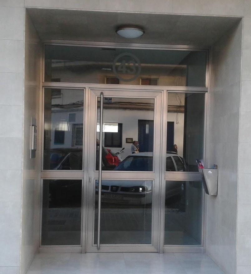Cerrajería Forja Acero Inoxidable Valencia - Door System S.L.